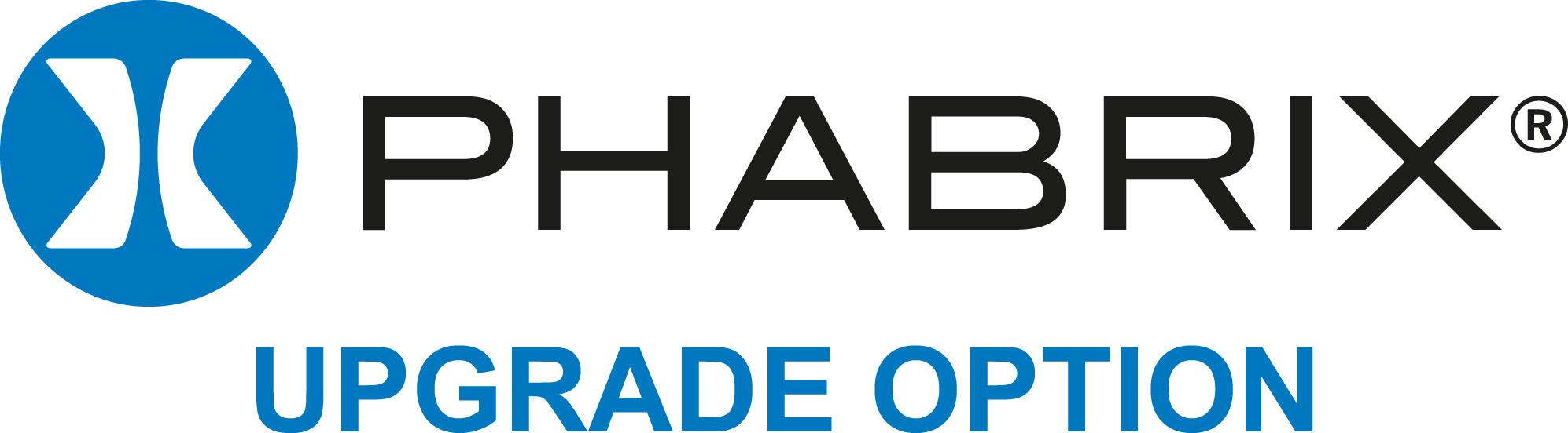 Phabrix PHQX2QXL Qx Series Rasterizer (10G IP) Software Upgrade to QxL (25G IP) - Download  -PHQX2QXL