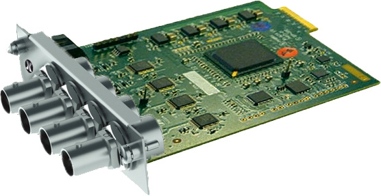 Phabrix PHRXM-4AES Rx Expansion Module with 4 x AES Audio Analyzer/Generator and AES Routing  PHRXM-4AES