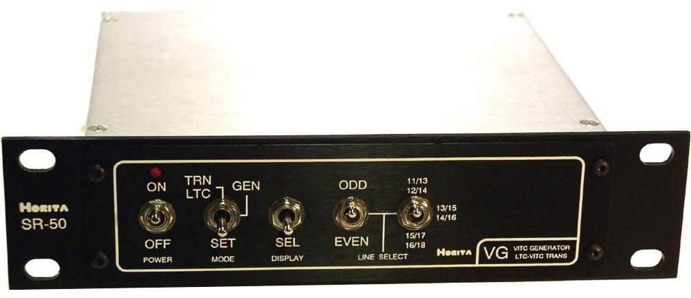 Horita VG-50 VITC Generator Rack Mounted