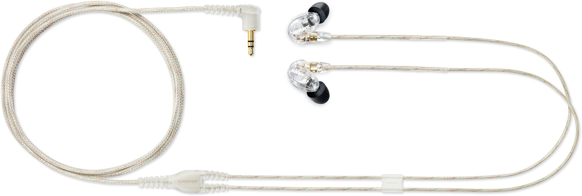 how to clean shure se215 earbuds
