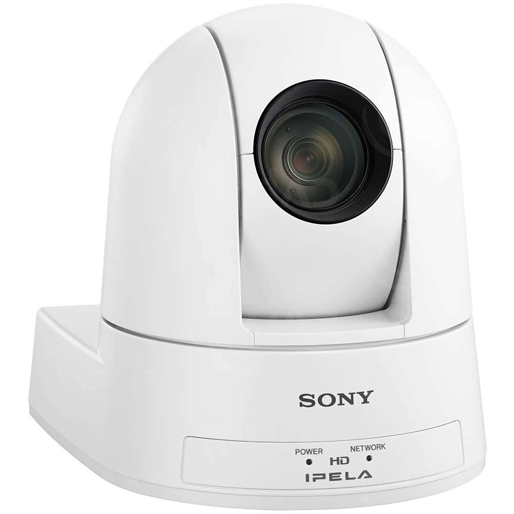 Sony srg300sew 3g sdi live ip streaming camera white for Camera streaming live