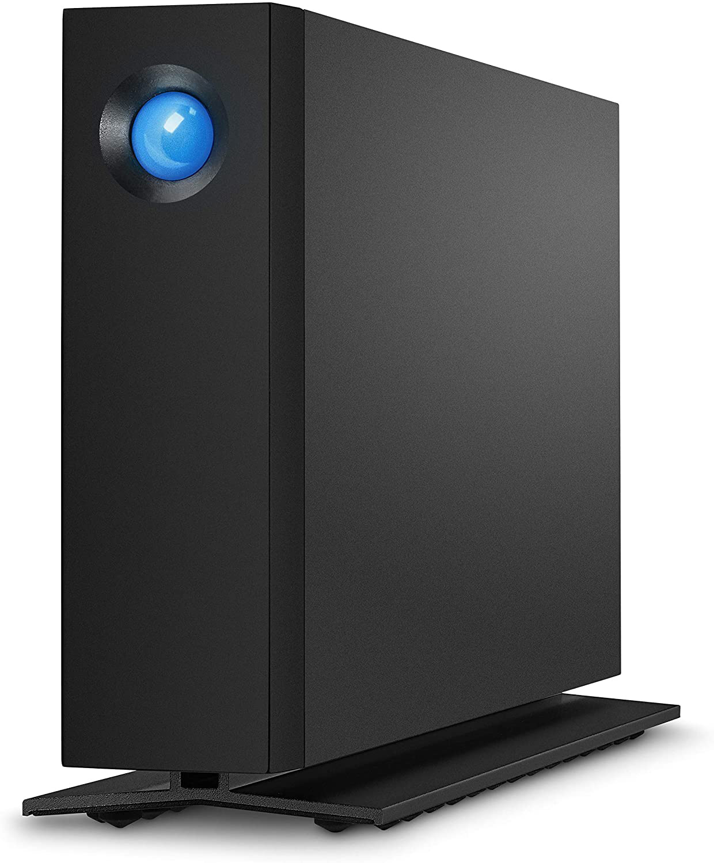 LaCie STHA8000800 d2 Professional USB 3.1 Type-C External Hard Drive - 8TB  STHA8000800