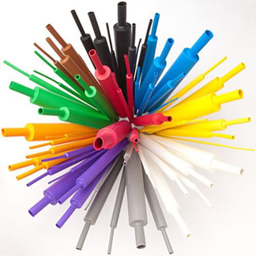 TechFlex Shrinkflex 1-Inch 3:1 Heat Shrink Tubing - 25 Foot Spool - Yellow/Green TFX-H3N10025YWGN