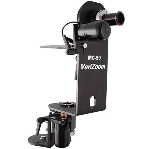 Varizoom vz mc50 remote pan and tilt head for cameras up for Pan and tilt head motorized