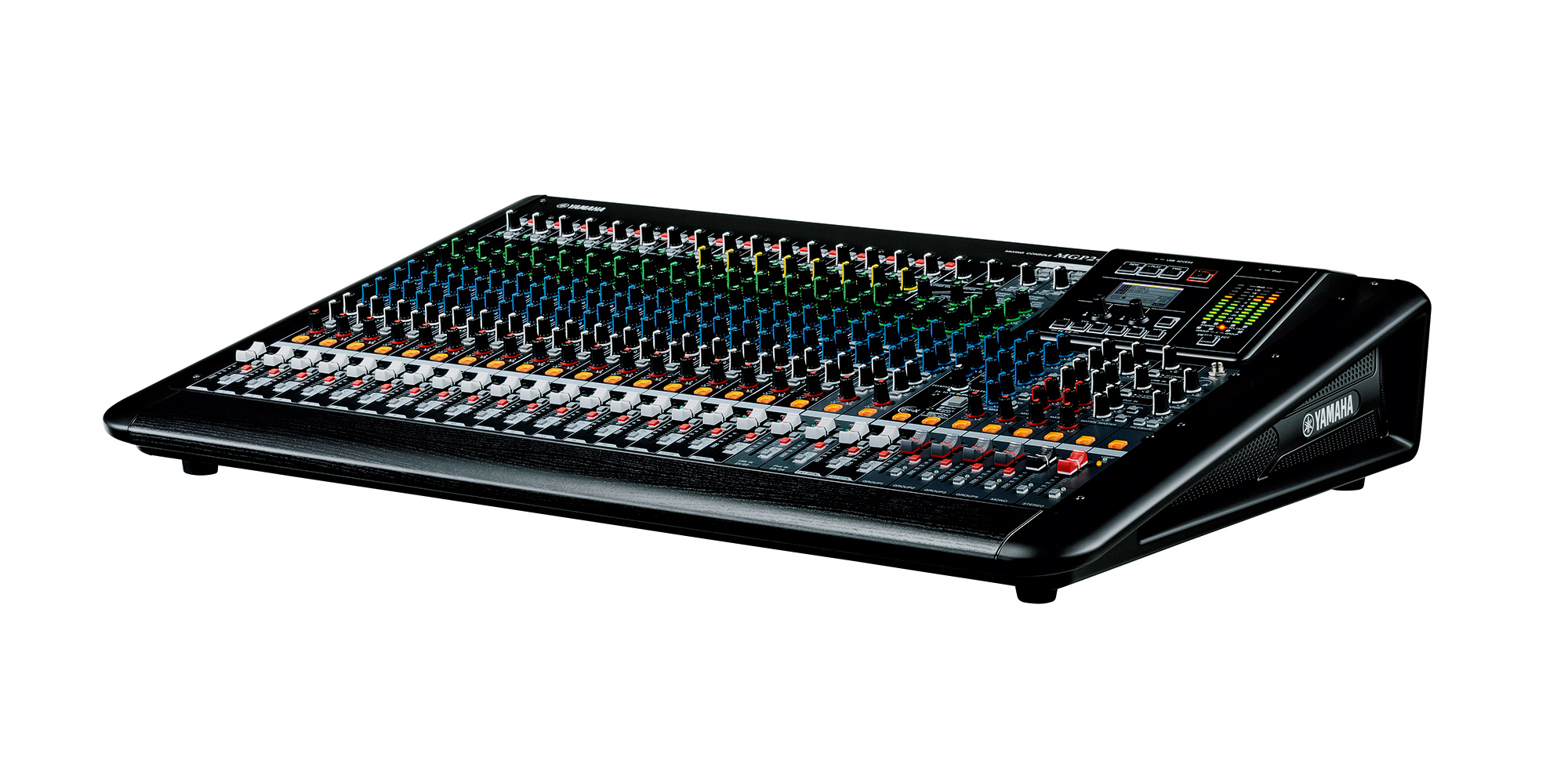 Yamaha mgp24x 24 channel premium mixing console for Yamaha mgp24x 24