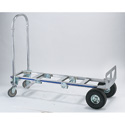 220296 Cobra Senior Convertible Production Cart & Hand Truck (Solid Rubber Wheels)