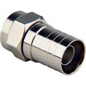 F-56ALX Universal F-Crimp Connector for RG-6 Tri-Shield Cable