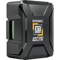 Anton Bauer Dionic XT 150 GM Dionic XT 150 Gold Mount Lithium Ion Battery 14.4 Volts 156 w/h