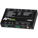 AVPro Edge AC-CXWP-VGA-100KIT VGA/HDMI Single Gang Decora Style Wall Plate HDBaseT Extender Kit - 100M HD/70M 4k- White