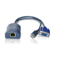 Adder X200-USB/P-US Link X200 Extender Pair-VGA and USB to 100m