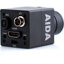 AIDA Imaging AIDA-HD-100A FHD HDMI POV Camera (Multi HD Format) with TRS Stereo Audio Input