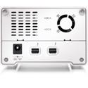 AKiTiO AK-NEU2-TIS-AKT4UH Neutrino Thunder Duo 2 x 1TB SSDs