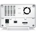 AKiTiO AK-NEU2-TU3IAS-AKTUH  Neutrino Thunder D3 512GB 2 x 256GB SSDs