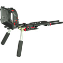 Alphatron ALP-UNI-SHOULDER-SYS Universal Shoulder Mount Camera Stabilizer System