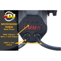 ADJ  Micro Wash RGBW Mini Par Can
