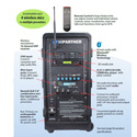 Amplivox B9153 Premium Digital Audio Travel Partner Package