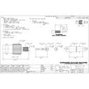 Amphenol 031-70538-12G Female BNC Crimp Connector for Belden 4855R Cable - 12G Optimized - 75 Ohm