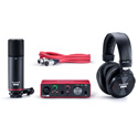 Focusrite AMS-SCARLETT-SOLO-STU-3G Scarlett Solo Studio (3rd Gen) USB Audio Interface
