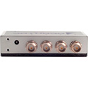 Apantac DA-4HD Stand alone One to Four Reclocking SDI Distribution Amplifier