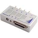 Apantac DA-SDI-DE-AES-BL Audio De-Embedder with Balanced AES Stereo Audio Breakout Cable
