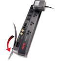 APC P8VT3 Home Office SurgeArrest 8 Outlet w/Phone (Splitter) & Coax Protection