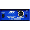 ARX DI-Plus RC Internal Nimh Rechargeable Battery Active Direct Box