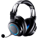 Audio-Technica ATH-G1WL Wireless Closed-back Gaming Headset with 45mm Drivers - Operates in the 2.4GHz range