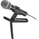 Audio-Technica ATR2100X-USB Cardioid Dynamic Microphone