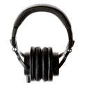 Audio-Technica ATH-M50X Closed-Back Dynamic Monitor Headphones - Black