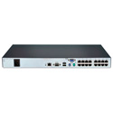 Avocent AutoView 3016 Digital KVM Switch - 2 Users - 16 Port