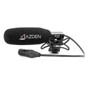 Azden SGM-250CX Professional Compact Cine Condenser Shotgun Microphone