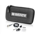 Countryman B6 Lavalier with Switchcraft TA5F connector black