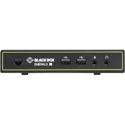 Black Box EMD2000SE-R Emerald Se HD DVI KVM-over-IP Matrix Switch Receiver - Full HD DVI USB 2.0 Serial Audio