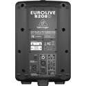 Behringer Eurolive B208D Active 200 Watt 2-Way PA Speaker with 8 Inch Woofer