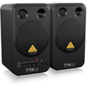 Behringer MS16 High-Performance Active 16-Watt Personal Monitor System - Pair
