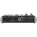 Behringer Q1002USB Portable 10-Input 2-Bus Analog Audio Mixer with USB