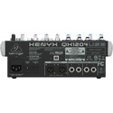 Behringer QX1204USB Premium 12-Input 2/2-Bus Analog Audio Mixer