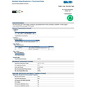 Belden 1505A RG59/20 SDI Coaxial Cable 1000Ft Black
