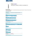 Belden BL-5100UP 14 Gauge High Flex High Strand Audio Cable - Per Foot