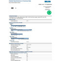 Belden 643948 New-Gen Coaxial Plenum RG59 Braided Shield Cable 1000Ft-black