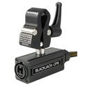 Camplex BLACKJACK-OP6 opticalCON DUO to Duplex (2) ST Breakout Adapter - Singlemode with Clamp