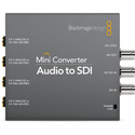Blackmagic CONVMCAUDS2 Audio to SDI Mini Converter - Embedder