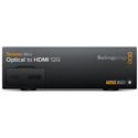 Blackmagic BMD-CONVNTRM/MA/OPTH Teranex Mini - Optical to HDMI 12G