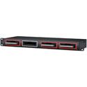 Blackmagic BMD-DISKMDOCK4/U10G MultiDock 10G SSD Dock - Access 4 Separate SSDs via a Single Highspeed 10Gb/s USB-C