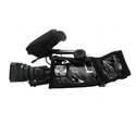 PortaBrace Camera Body Armor HM850 for JVC HM700 / HM800 Series Cameras (Blue)