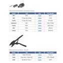 Clark CD7506D 3D-HD/SDI 4.5GHz Camera Cable - Per Ft.