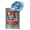 Chemtronics CP421 8x10 Electro-Wash MX Presaturated Fiber Optic Wipes - 25 Pack