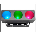 Chauvet CORE3X1  Compact Tri-Color LED Strip Light for Pixel-Mapping Effects
