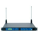 Clear-Com WBS-680-A2 2 Ch. Wireless UHF Base Station - Band A2