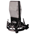 Cloud Microphones 44-A Active Ribbon Vocal & Broadcast Microphone with  Voice/Music Switch